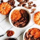 Maple Pumpkin Pie Oatmeal