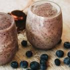 Best Blueberry Coffee Breakfast Smoothie
